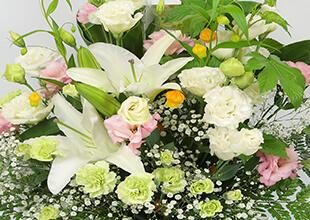お葬式の流れ、ご臨終~搬送・安置、供花