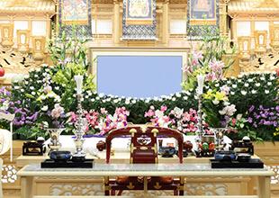 お葬式の流れ、葬儀・告別式の様子