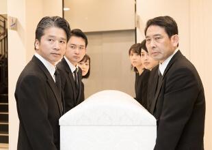 お葬式の流れ、通夜、出棺