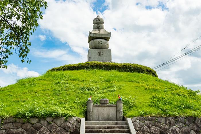 供養塔と永代供養