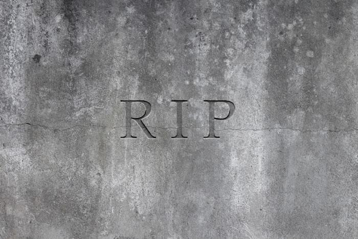 お墓やSNSで見かけるR.I.P. 意味や使われ方を解説