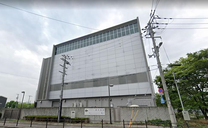 大阪市立鶴見斎場