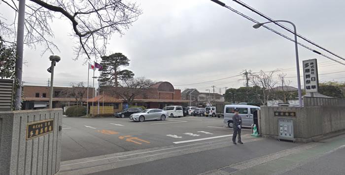 「多磨葬祭場/日華斎場」 東京都府中市|式場と火葬場が併設された民営の斎場