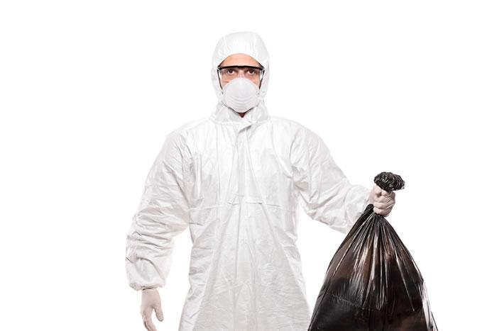 死の現場に向き合うための特殊清掃員の心構え
