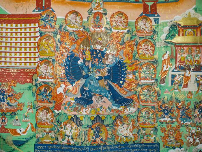 曼荼羅(まんだら)の種類と宗教的意義|日本での曼荼羅の名所を紹介
