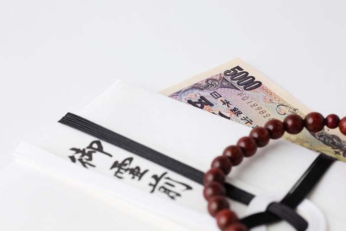 御霊前の金額を親・兄弟姉妹・おじおばなど関係性別に解説