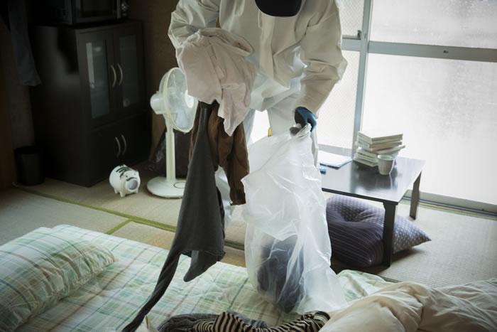 「特殊清掃隊」の評判を分析 利用方法や料金を解説