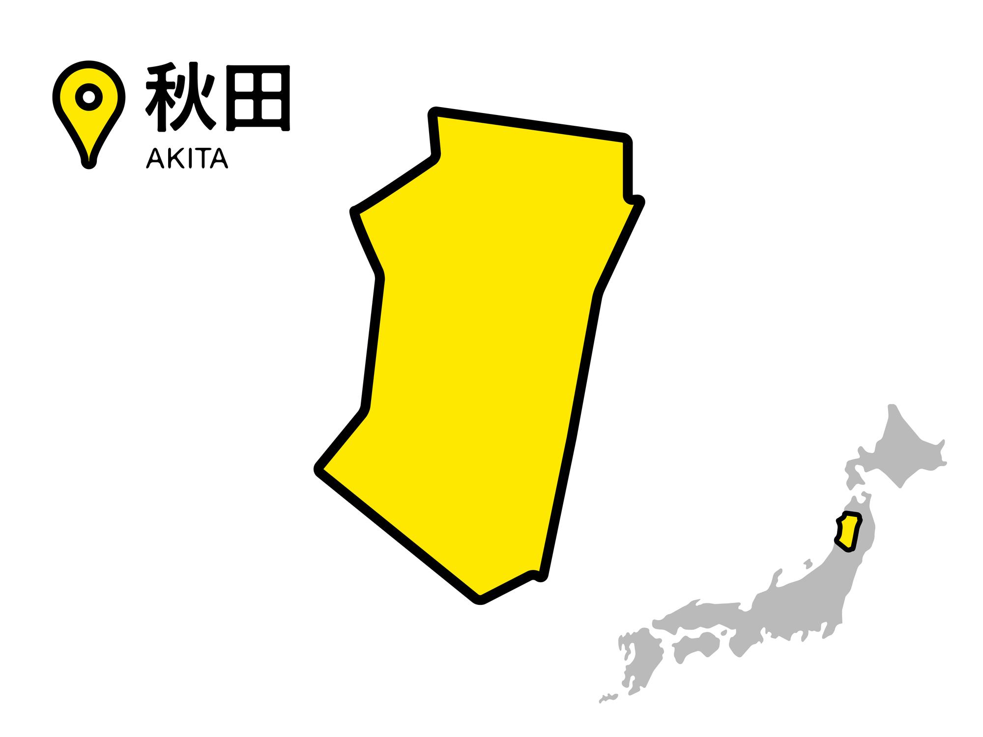 秋田県の葬儀と今も多く残る慣習|能代市などのダミ若勢とろぐめん折りとは?