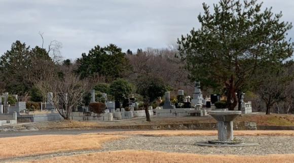 「地産霊園」 埼玉県入間郡|広大な敷地と壮大な自然に囲まれた霊園