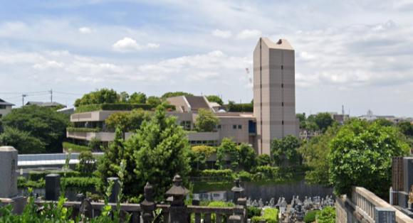 「横浜市久保山斎場」 神奈川県横浜市|久保山霊堂に隣接した横浜市が運営する公営の火葬場