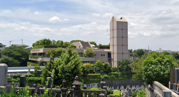 横浜市久保山斎場