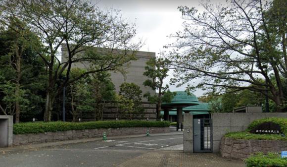 「府中の森市民聖苑」 東京都府中市|府中の森公園に隣接した府中市民のための公営斎場