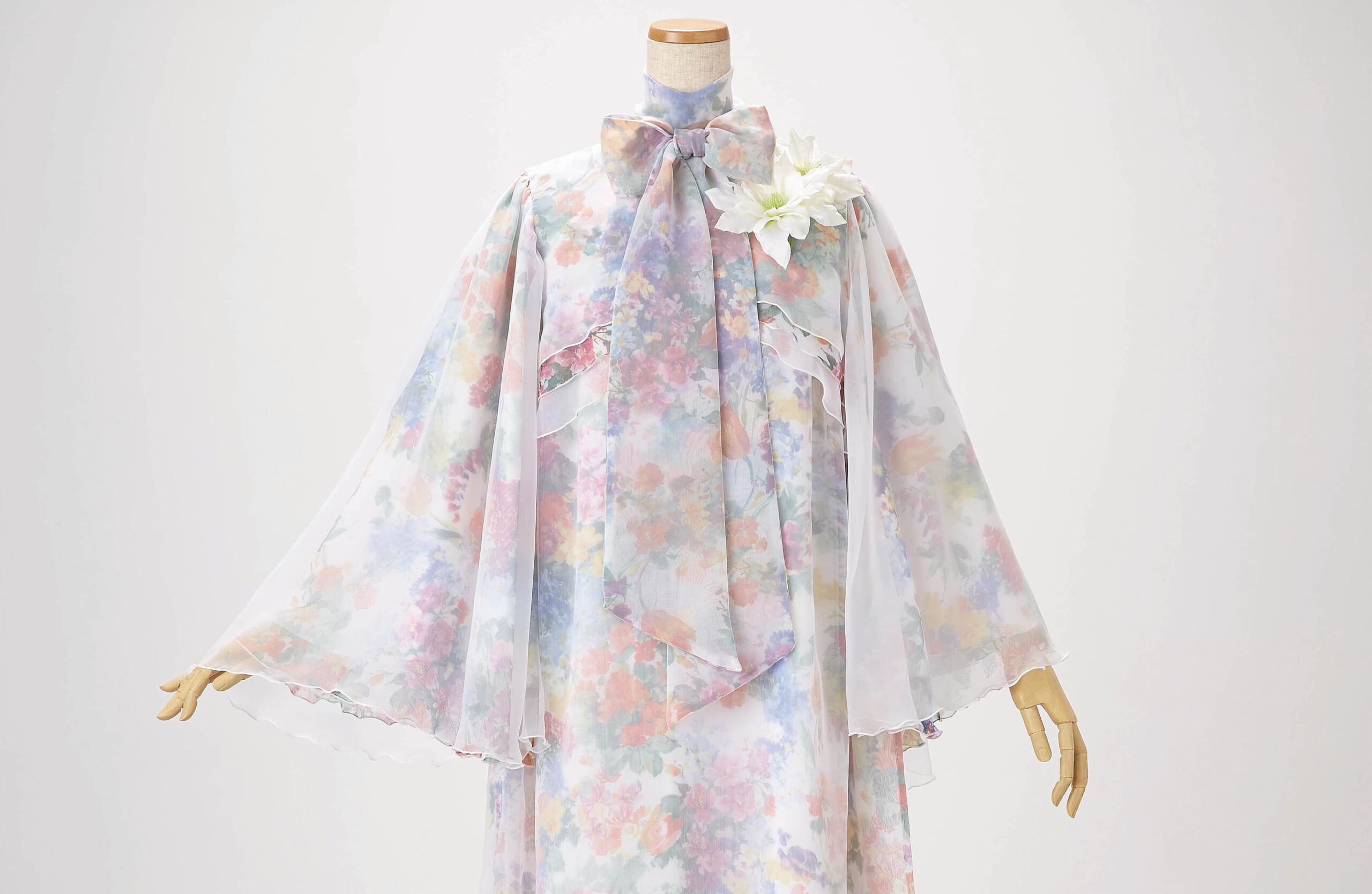 「ウエディングドレスではなくエンディングドレス」デザイナー社長が辿り着いた「おみおくりの正装」 株式会社ルーナ(中野雅子さん)