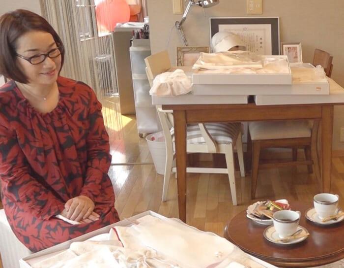 株式会社ルーナ「さくらさくら」の代表中野雅子さんにインタビュー