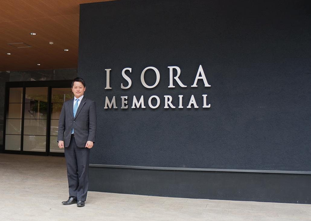 福岡市博多区の葬儀社イソラメモリアル|創業300年の石材店が考えた現代のお葬式(國松 太朗さん)