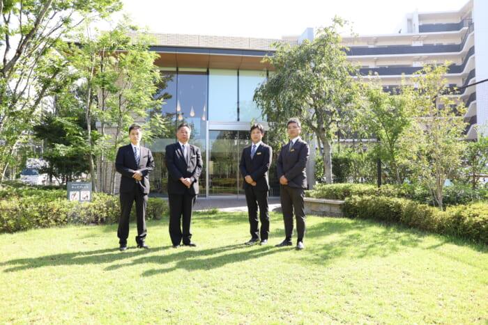 東京都と埼玉県で葬儀の施行を行う株式会社むさしの