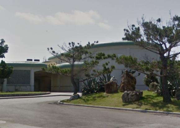 「伊江村立聖苑」 沖縄県国頭郡 伊江村が運営する島唯一の公営火葬場
