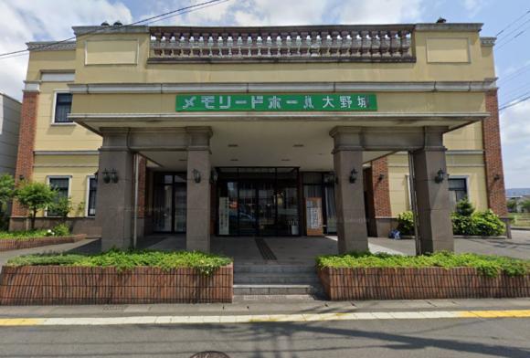 「メモリードホール大野城」 福岡県大野城市|メモリード長崎が運営する民営の斎場