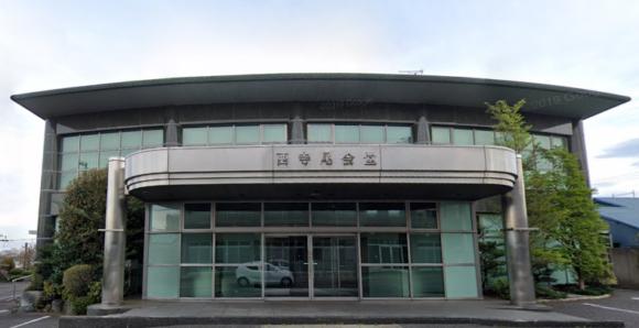 「西寺尾会堂」 神奈川県横浜市|西寺尾火葬場が併設された民営の総合斎場