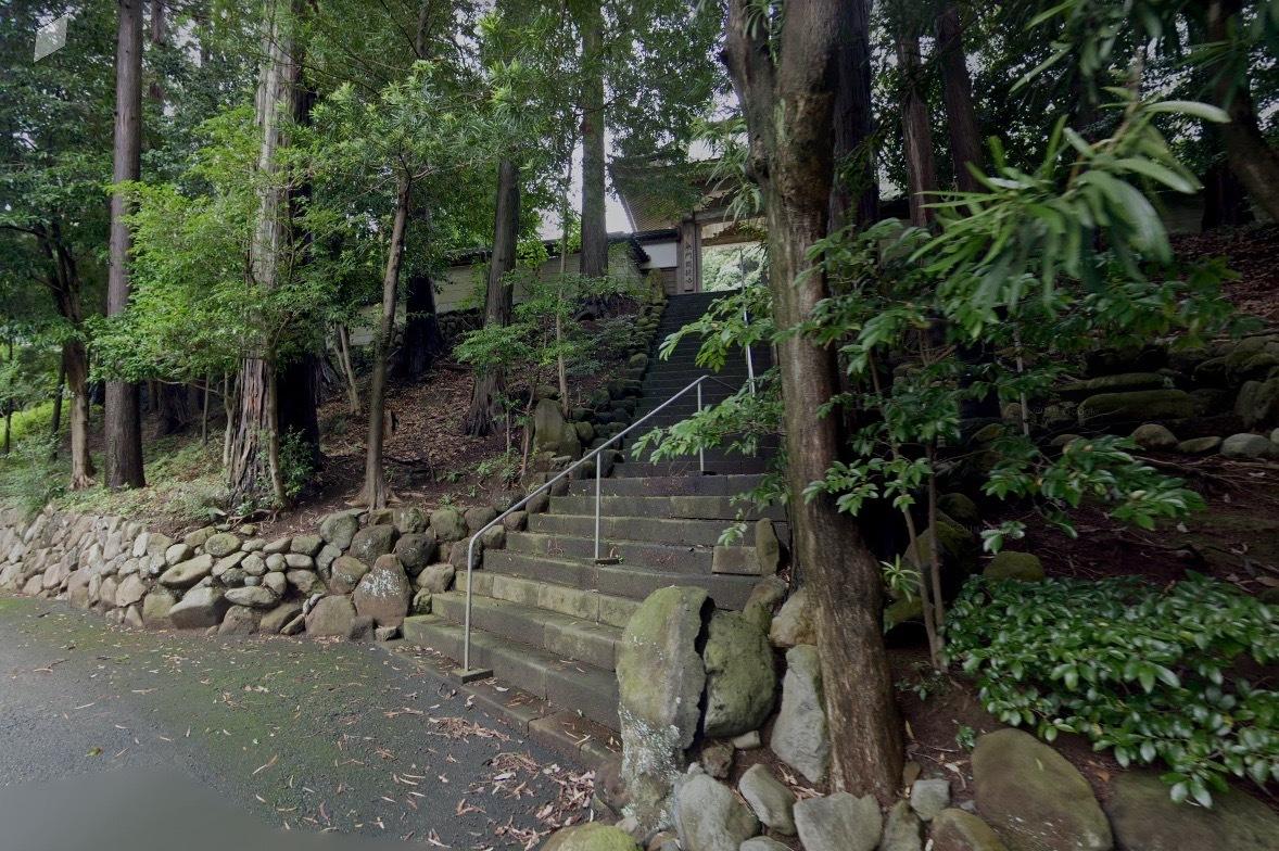 「龍澤寺」 静岡県三島市|平安時代に創設された歴史ある寺院