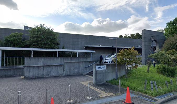 「堺市立斎場」 大阪府堺市|堺市が運営する公営斎場