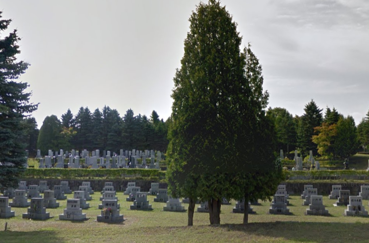 「里塚霊園」 北海道札幌市|新撰組の永倉新八のお墓もある市営の霊園