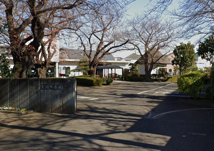 立川市斎場
