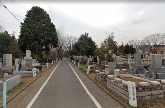 「雑司ケ谷霊園」 東京都豊島区|著名人が多く眠る都立霊園